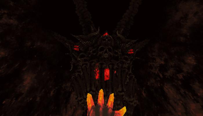 к игре Devil Daggers