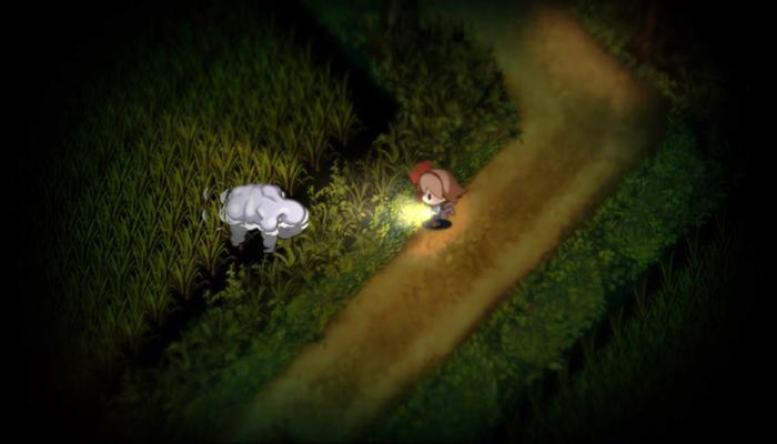 к игре Yomawari: Night Alone