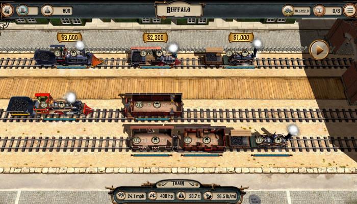 к игре Bounty Train