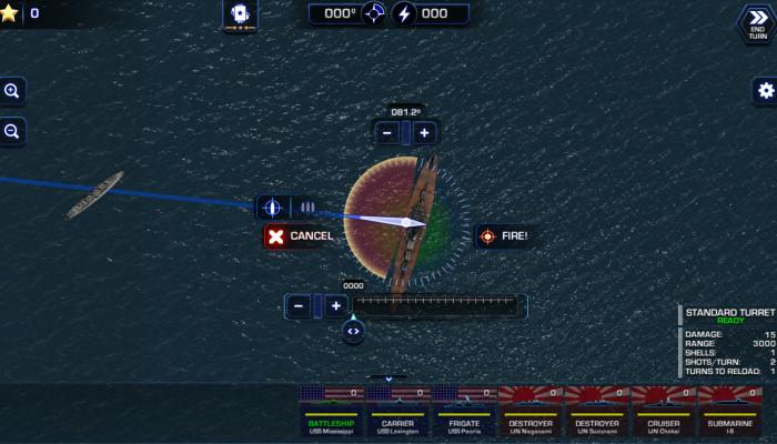 к игре Battle Fleet 2