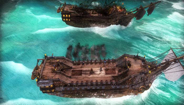 к игре Abandon Ship