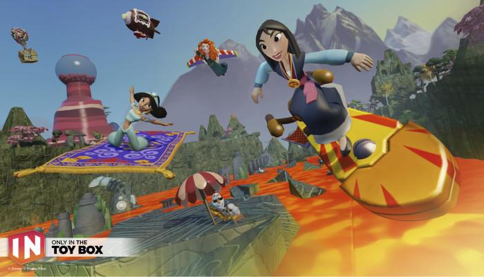к игре Disney Infinity 3.0: Gold Edition