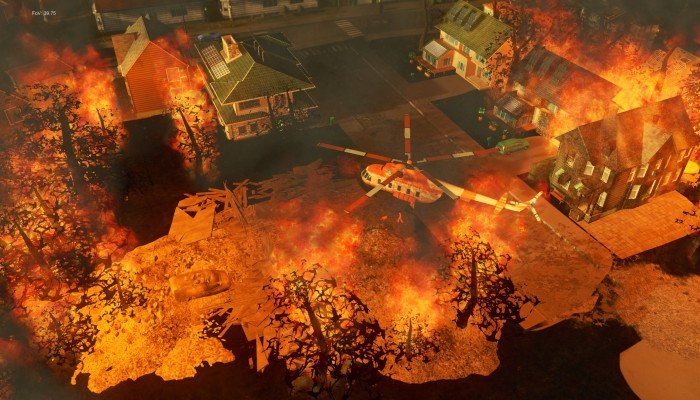 к игре Cities: Skylines - Natural Disasters