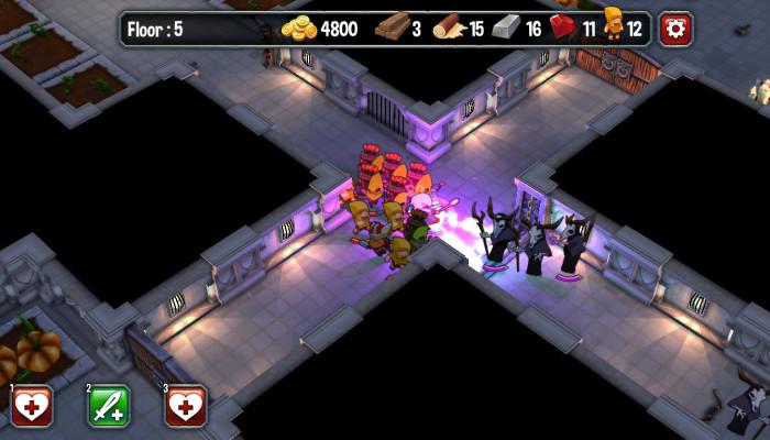 к игре Super Dungeon Run