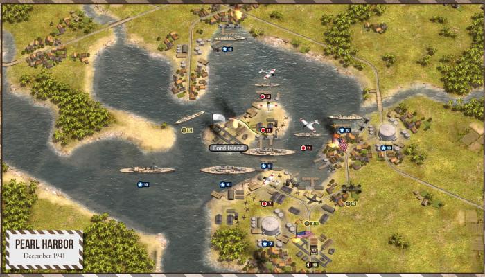 к игре Order of Battle: World War II