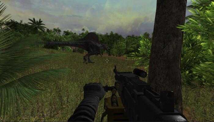к игре Dinosaur Hunt Gold Edition