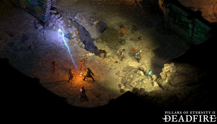к игре Pillars of Eternity 2: Deadfire