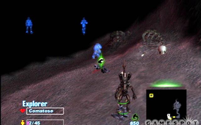 к игре Aliens Versus Predator: Extinction