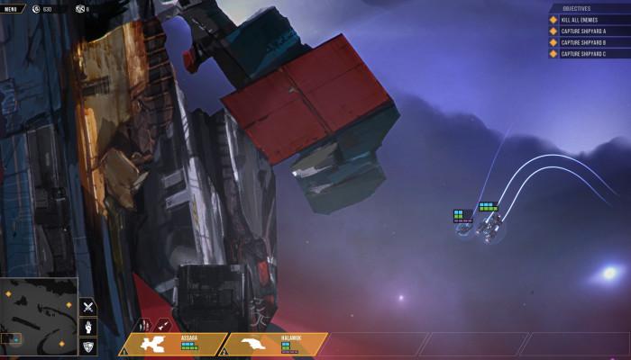 к игре Distant Star: Revenant Fleet