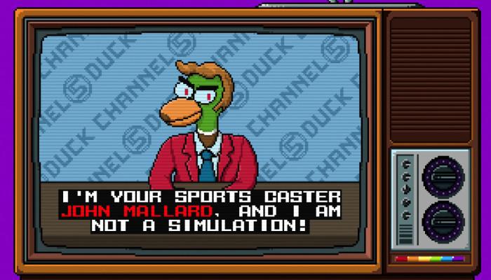 к игре Duck Game