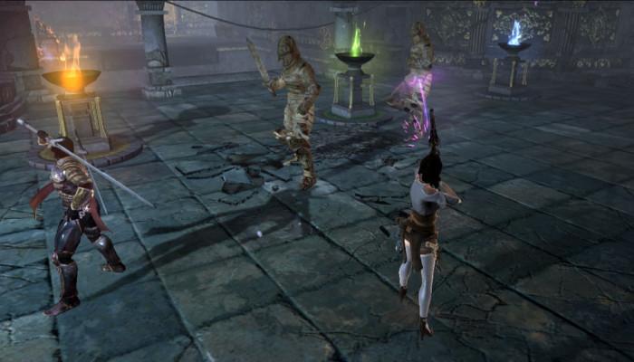 к игре Dungeon Siege III: Treasures of the Sun