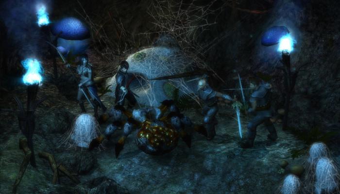 к игре Grotesque Tactics 2: Dungeons & Donuts