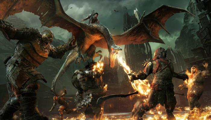 к игре Middle-earth: Shadow of War