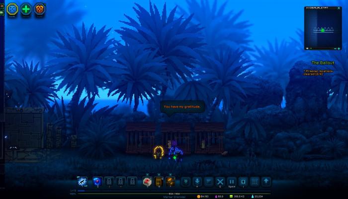 Скриншоты из игры Pixel Privateers