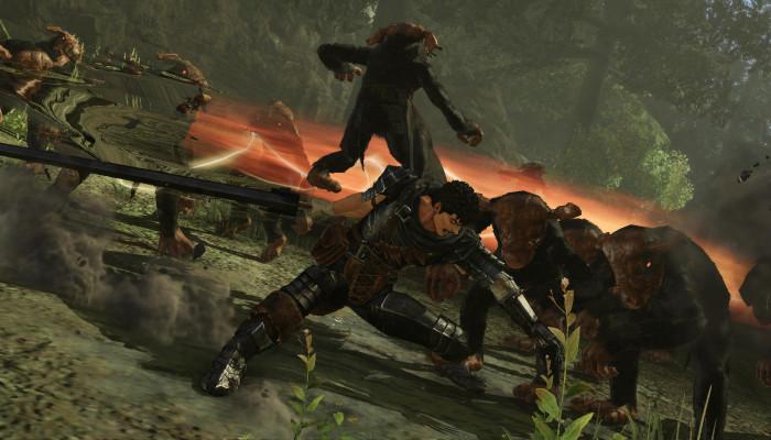 Скриншоты из игры BERSERK and the Band of the Hawk