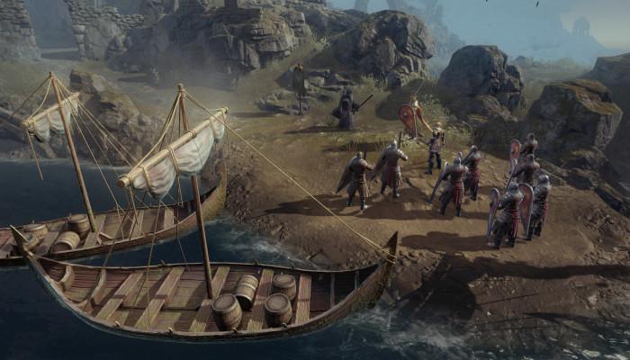к игре Vikings: Wolves of Midgard