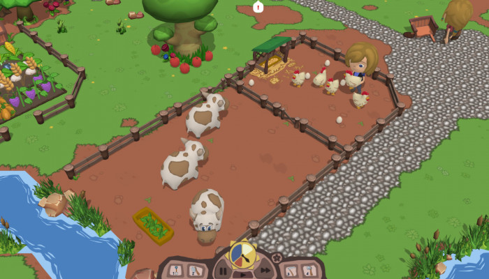 к игре Farm For Your Life