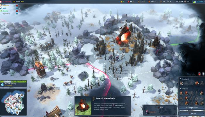 к игре Northgard
