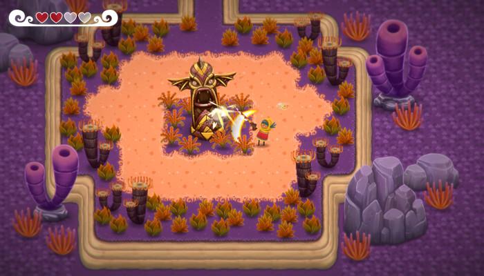 Скриншоты из игры Legend of the Skyfish