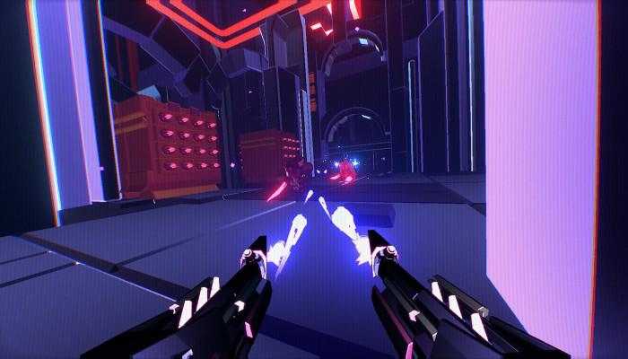 Скриншоты из игры DESYNC