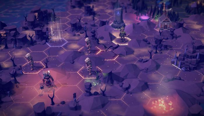 Скриншоты из игры For the King