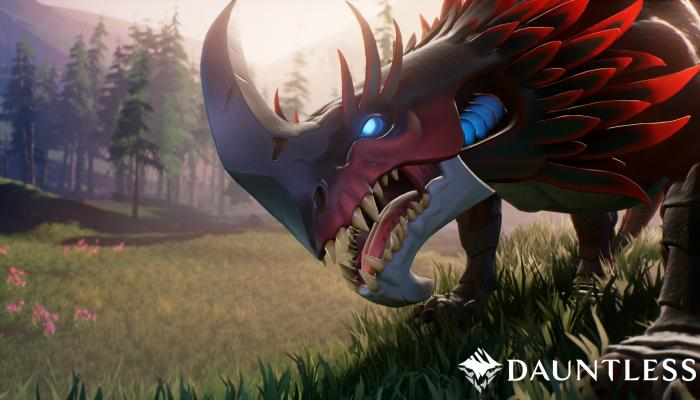 к игре Dauntless