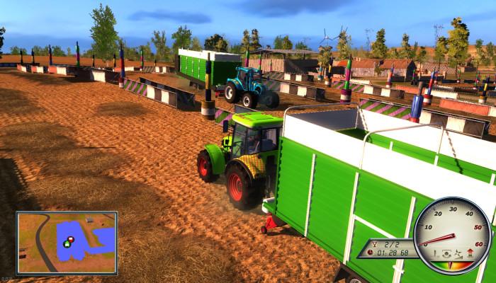 к игре Farm Machines Championships 2014