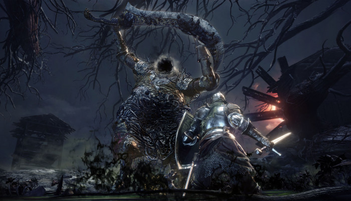 к игре Dark Souls III: The Ringed City