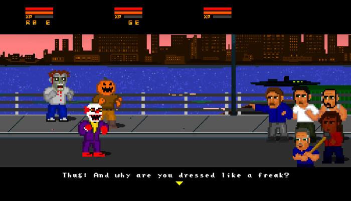 к игре Fist Puncher
