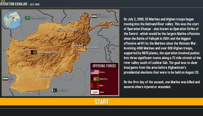 к игре Afghanistan '11