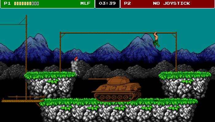 к игре 8-Bit Commando