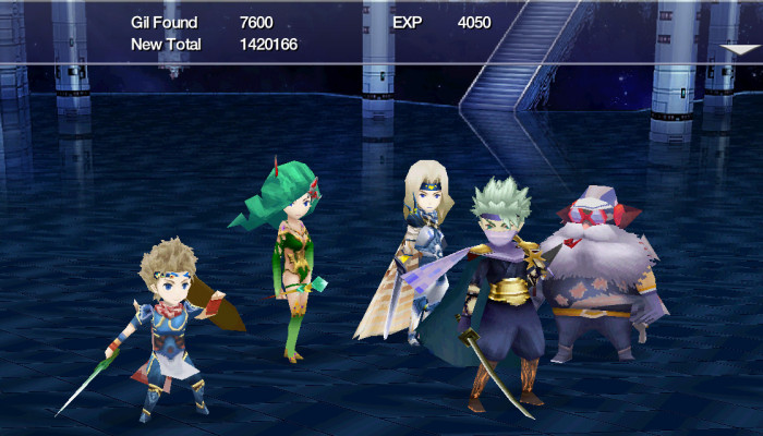к игре FINAL FANTASY IV: THE AFTER YEARS