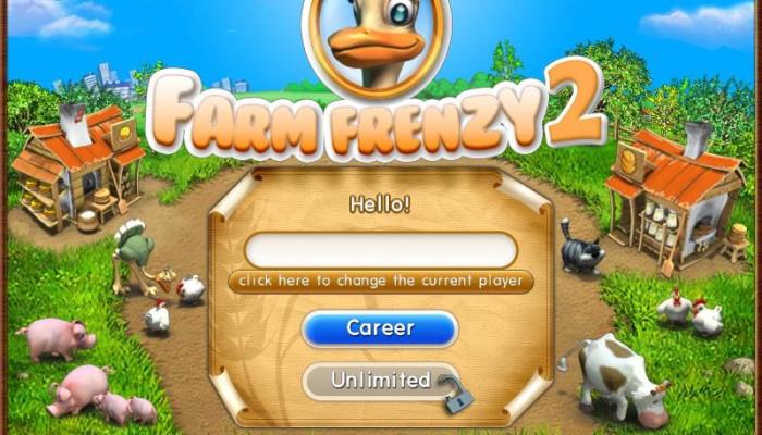 к игре Farm Frenzy 2