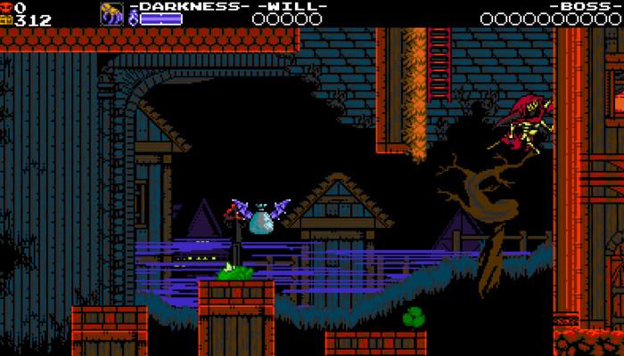 к игре Shovel Knight: Specter of Torment
