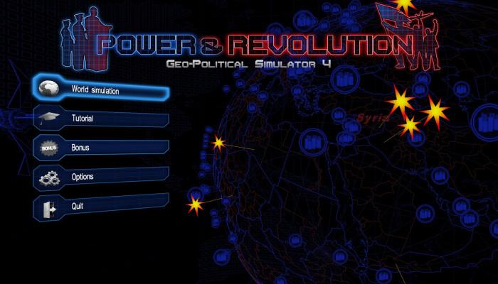 к игре Power and Revolution