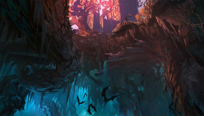 к игре Darksiders III