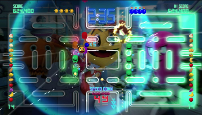 к игре PAC-MAN Championship Edition DX+