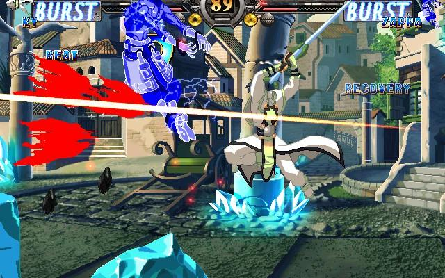 к игре Guilty Gear X2 #Reload