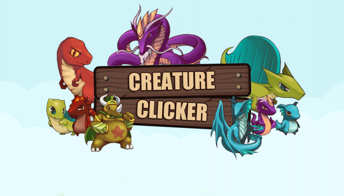 к игре Creature Clicker