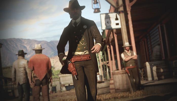 к игре Wild West Online