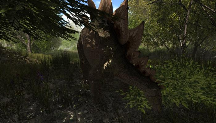 к игре Dinosaur Forest