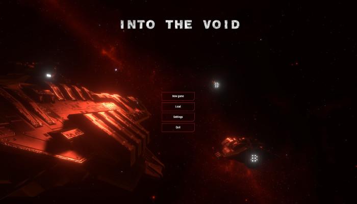 к игре Into the Void