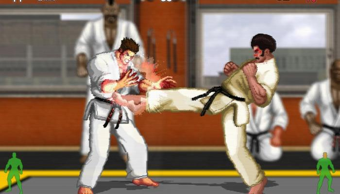 к игре Karate Master 2 Knock Down Blow