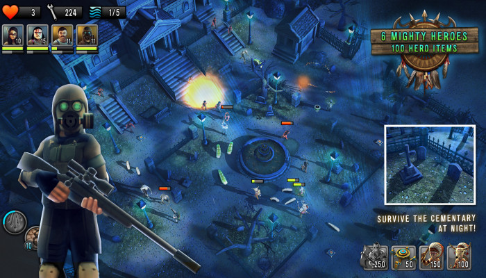 к игре Last Hope - Tower Defense