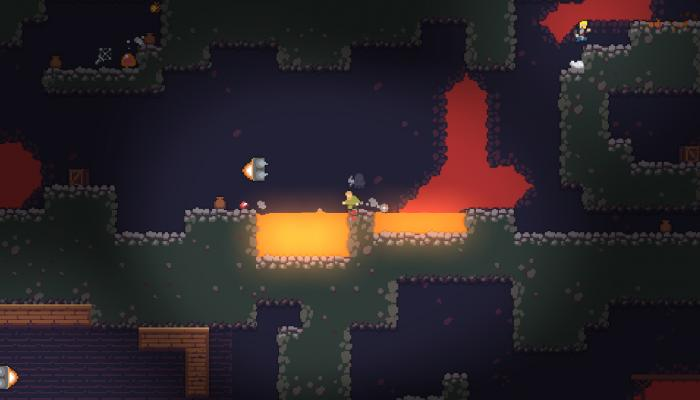 к игре Caveblazers
