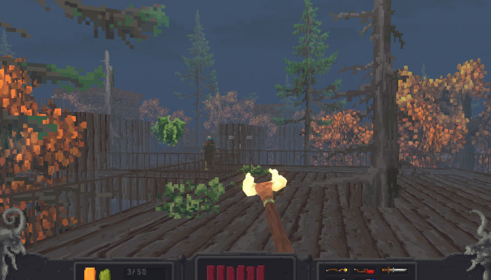 к игре Autumn Night 3D Shooter