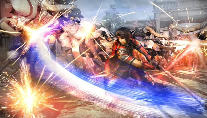 к игре Samurai Warriors: Sanada Maru