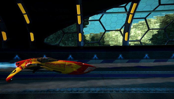 к игре Wipeout: Omega Collection