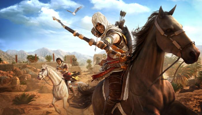 к игре Assassin's Creed: Origins