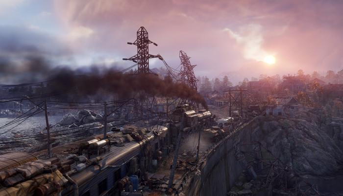 к игре Metro: Exodus